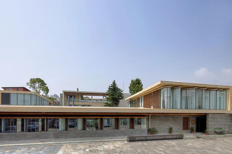 Ambassadors Residence / Kristin Jarmund Architects, © Ashesh Rajbansh