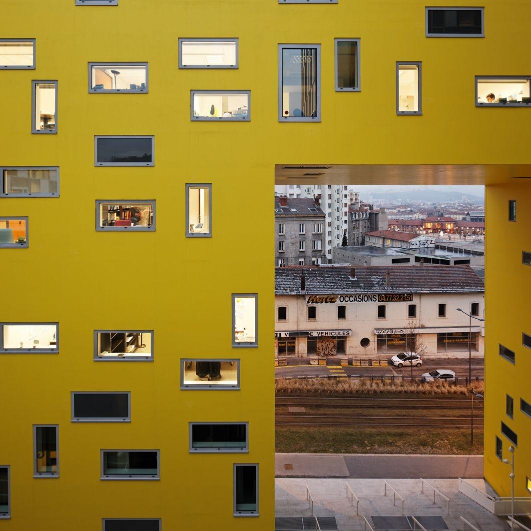 Galeria Stl: Galeria De Cite Des Affaires Em Saint-Étienne / Manuelle
