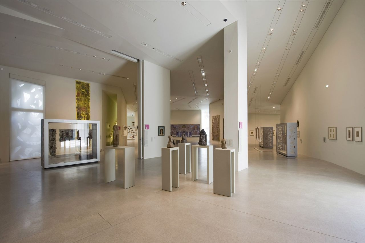 Gallery of Lille Modern Art Museum / Manuelle Gautrand Architecture - 14