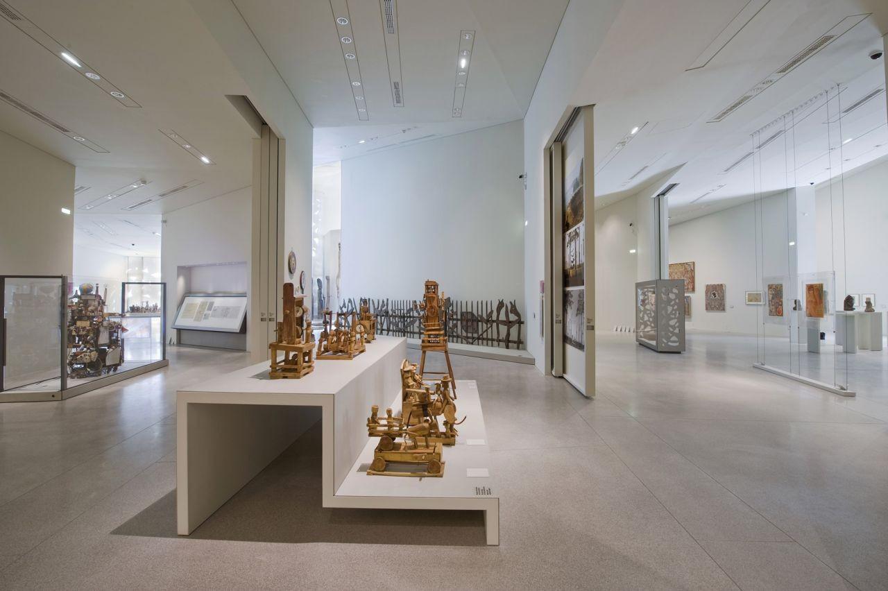 Museo de arte moderno lille manuelle gautrand architecture for O architecture lille