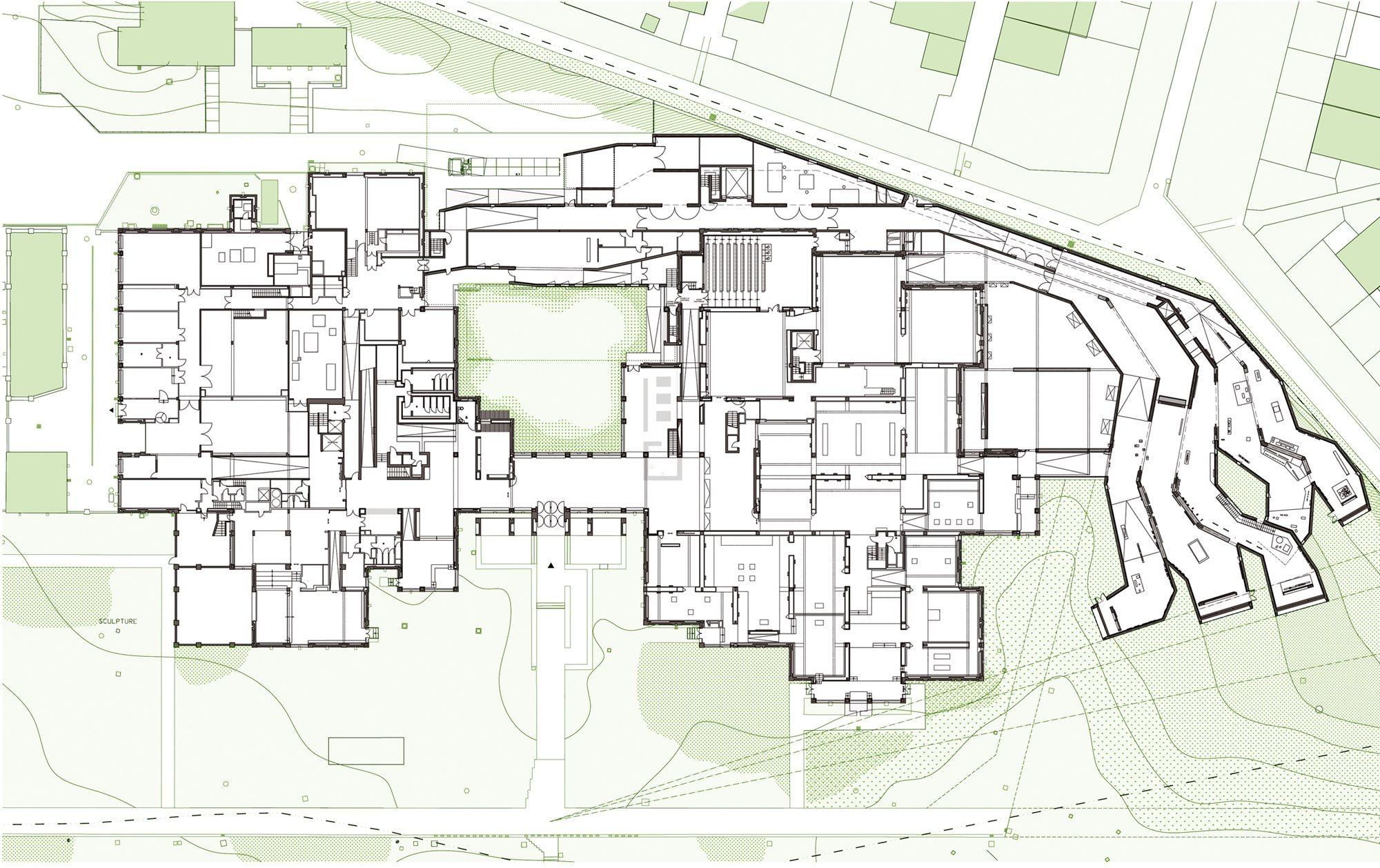 John Green Building Floor Plan
