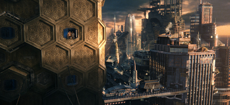 "Cinema & Arquiteura: ""Cloud Atlas"", Cortesia de Warner Bros. Pictures"