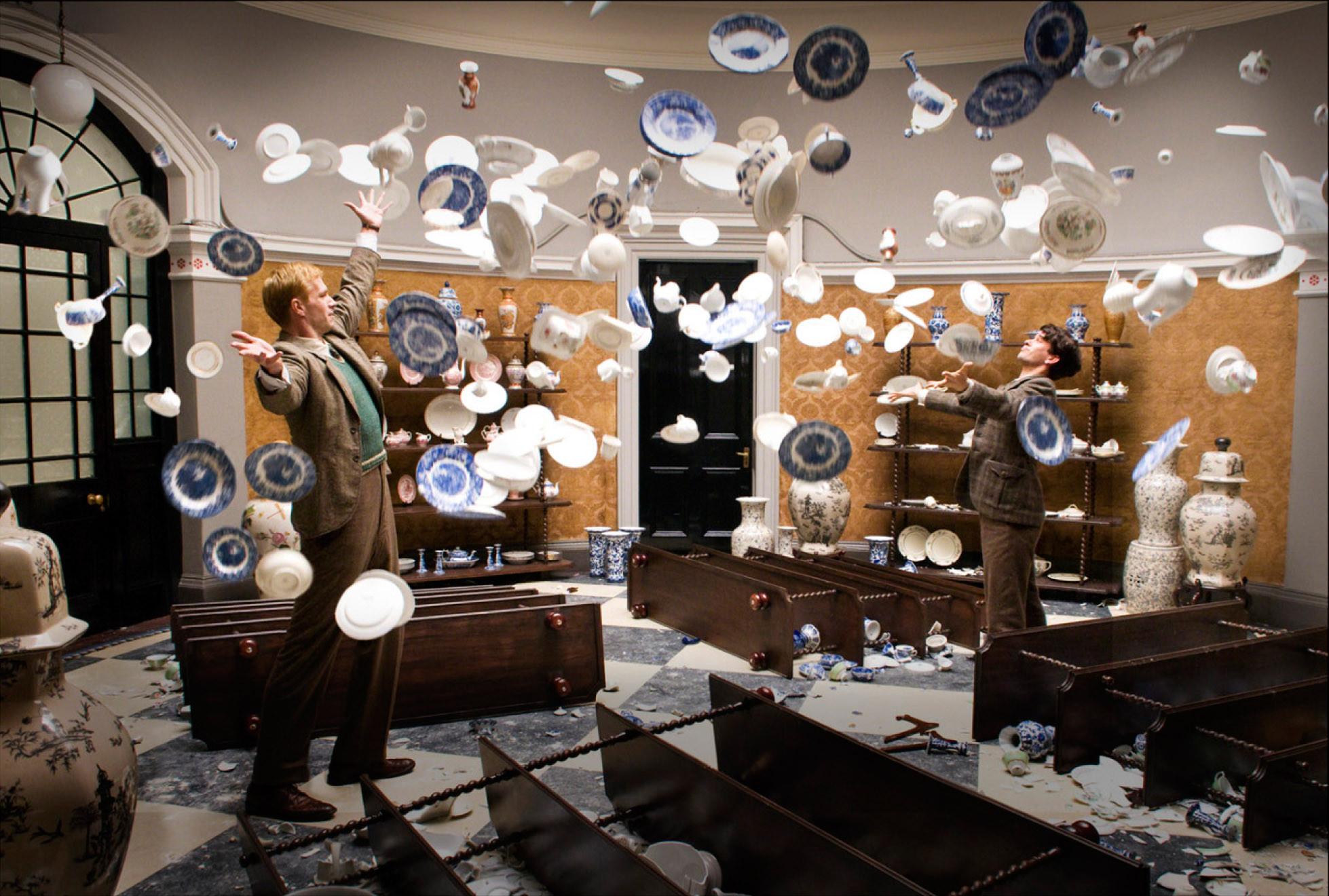 """Films & Architecture: """"Cloud Atlas"""""""