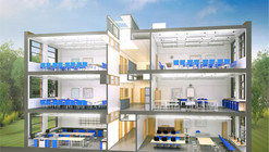 Britain's New Baseline School Design Sacrifices Style for Savings