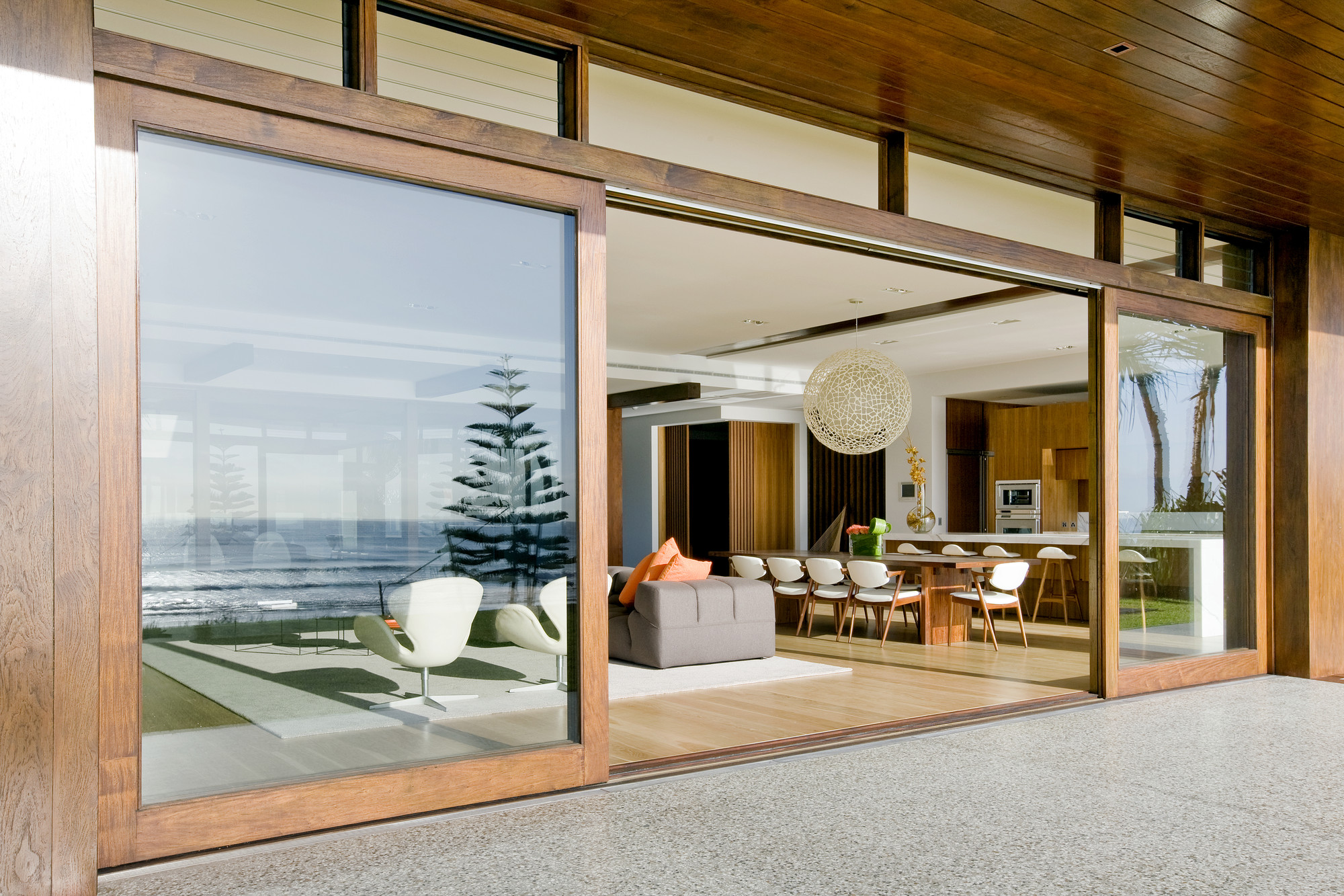 Patio Pet Door at Home and Interior Design Ideas