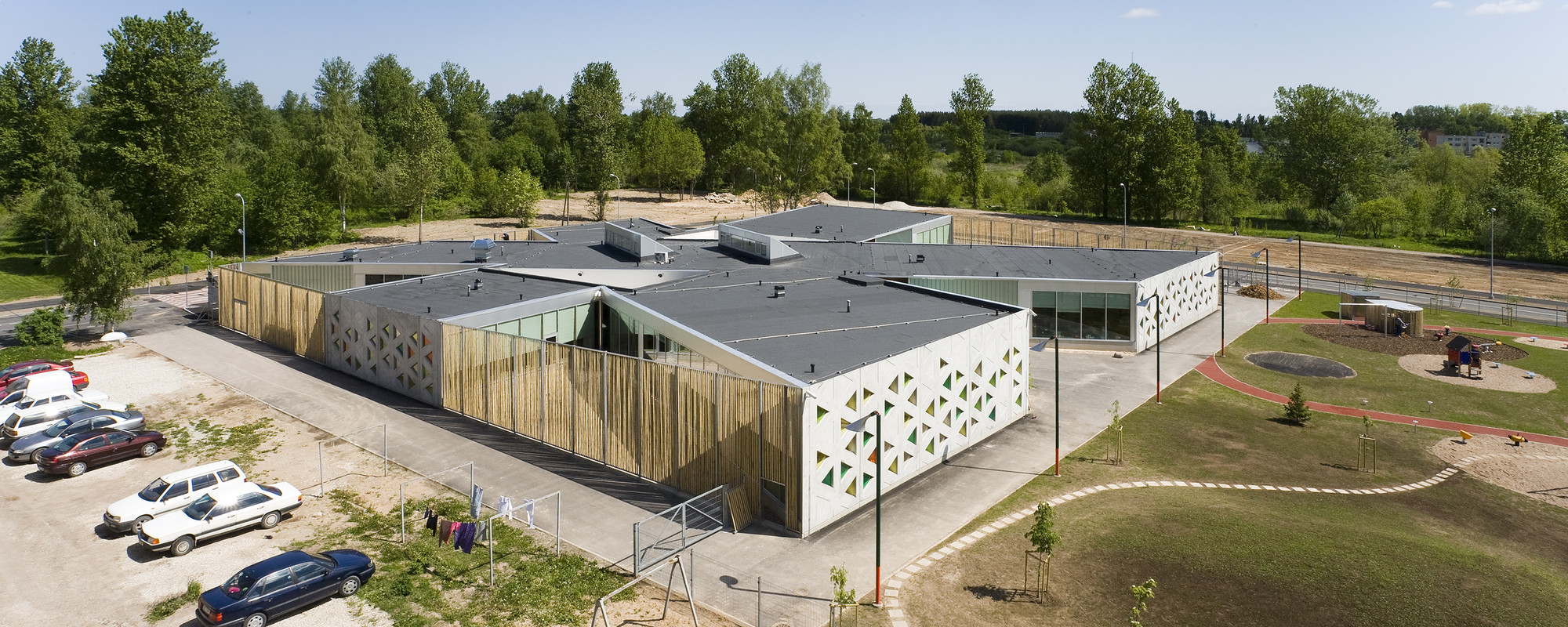 Kindergarten Lotte / Kavakava Architects, © Kaido Haagen