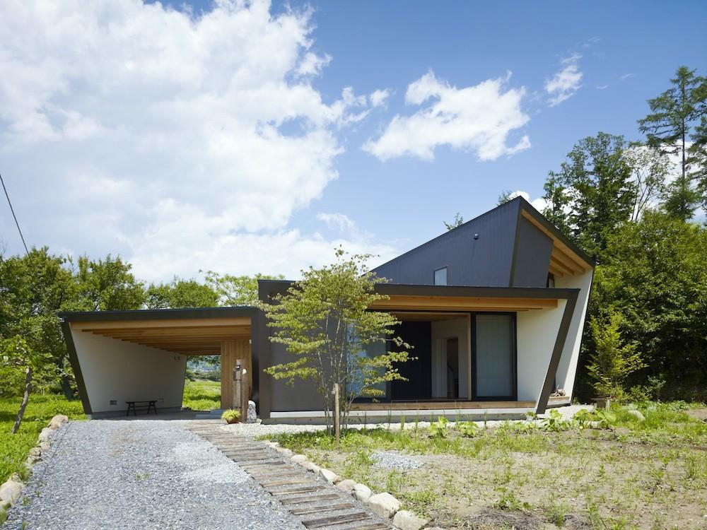 Yatsugatake Villa / MDS, © Toshiyuki Yano