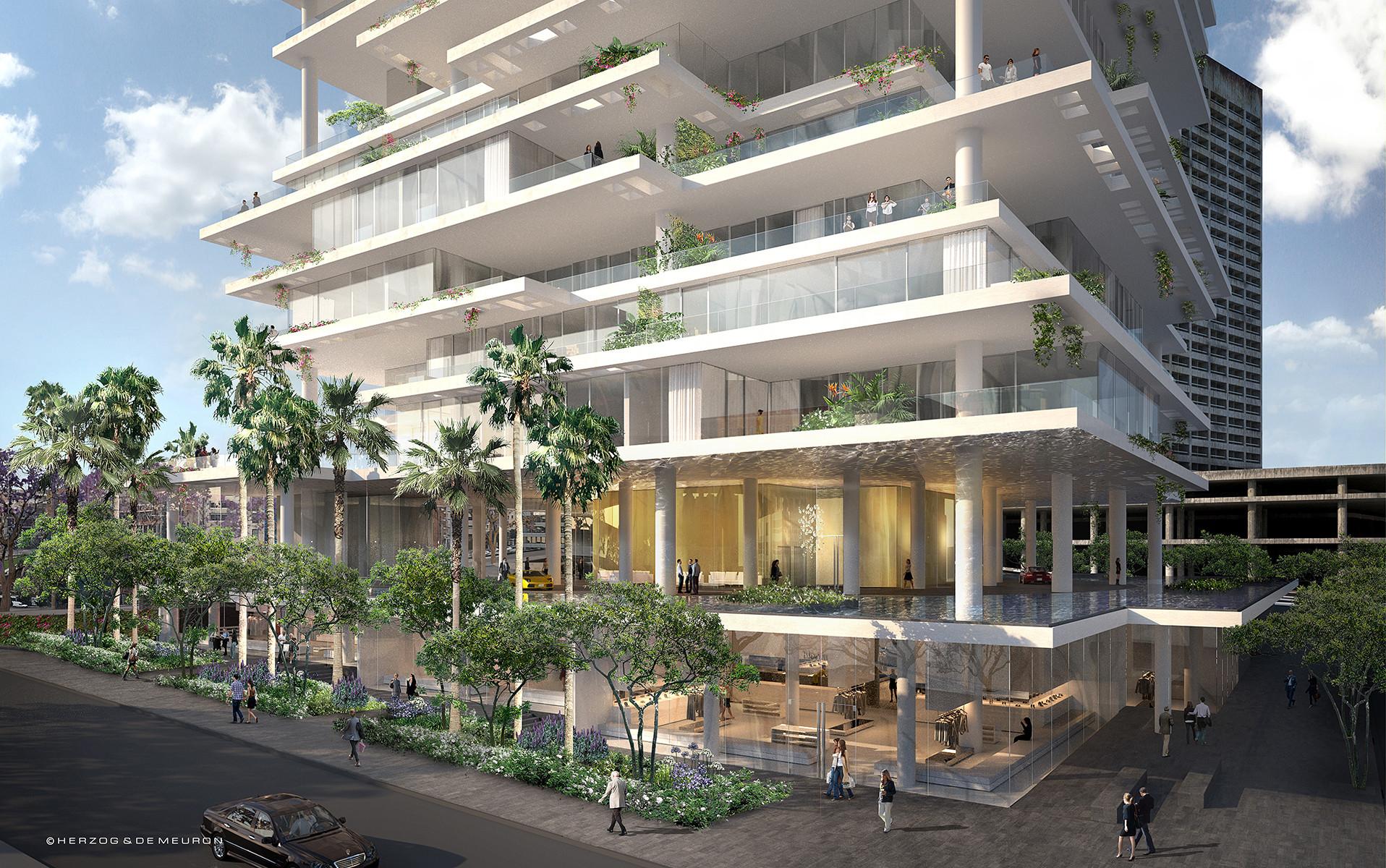 Beirut terraces herzog de meuron archdaily for The terraces 2