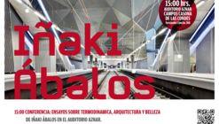 Conferencia Iñaki Abalos en la Universidad Andrés Bello