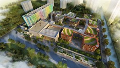Proposta do Novo Jardim de Infância XIUYI  / Studio 7 of Urban Architecture China