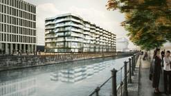 Living on Kunstcampus Winning Proposal / Léon Wohlhage Wernik Architekten