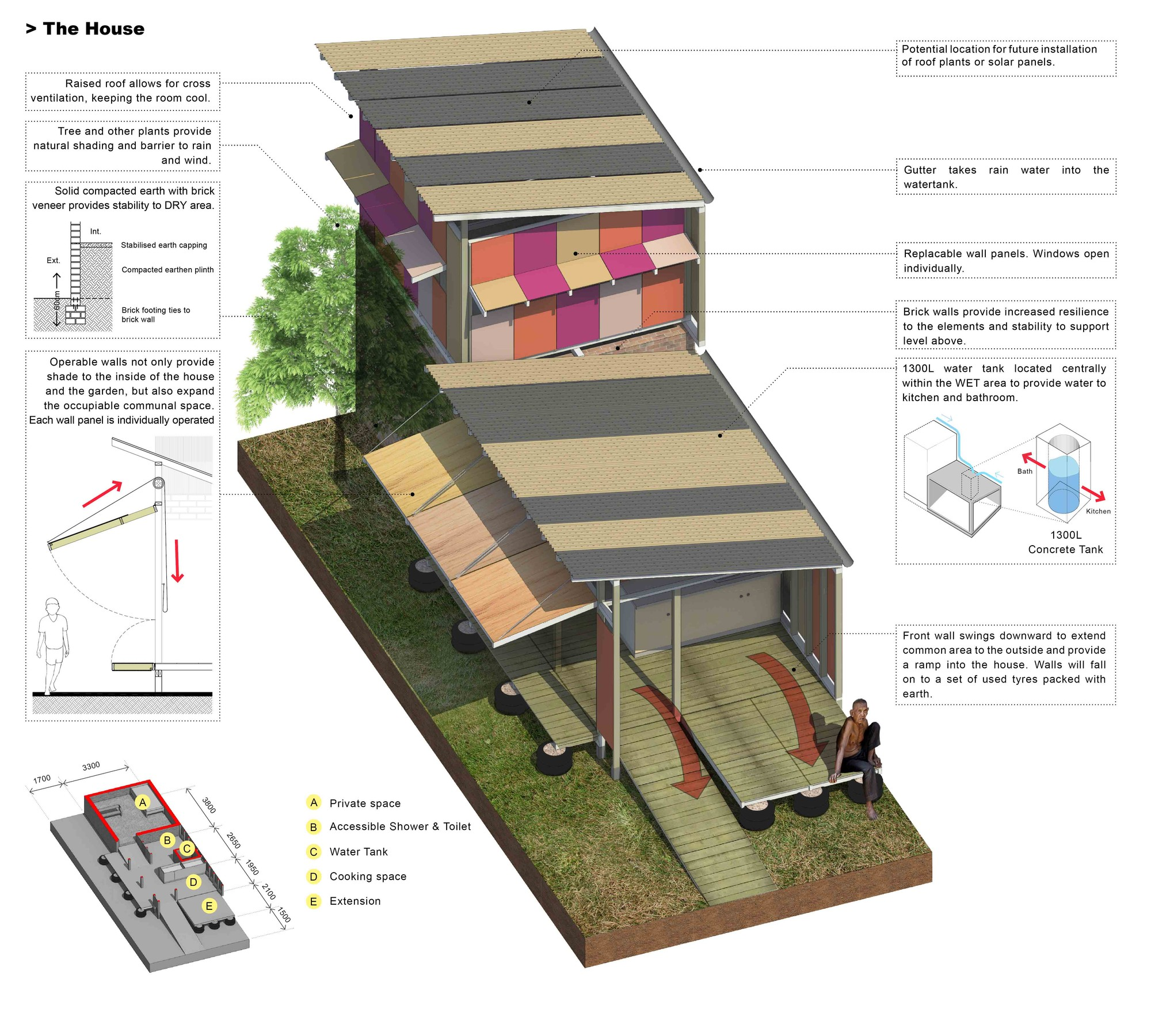Gallery Of Cambodian Future House Competition Winning