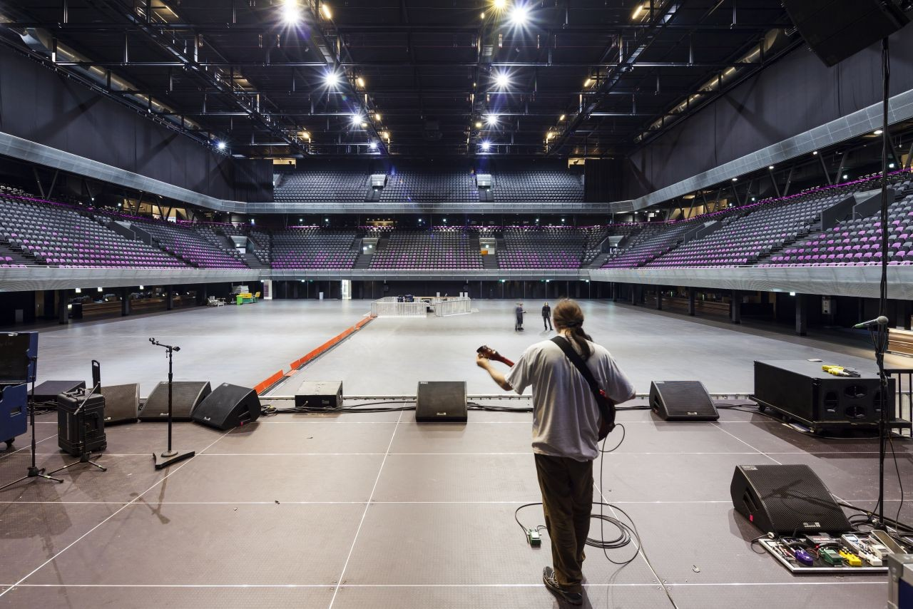 Ziggo Dome / Benthem Crouwel Architects | ArchDaily