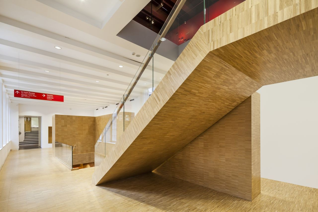 Amsterdam Museum / Benthem Crouwel Architekten, © Jannes Linders
