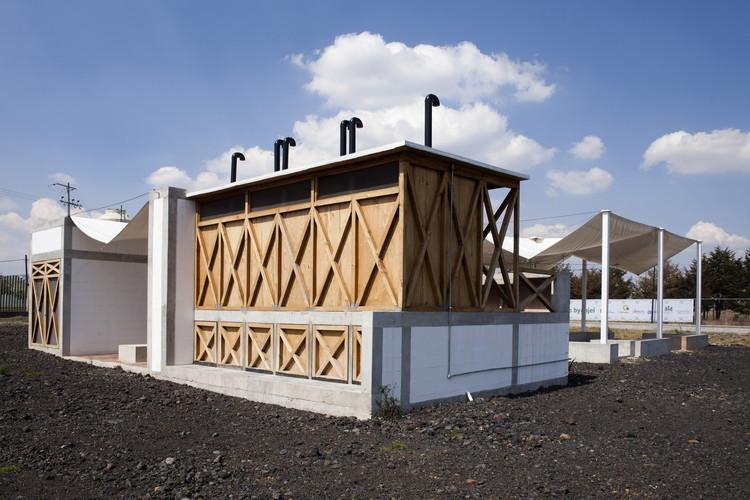 RIA Rural / Ludens + R arquitectos , © Ramiro Chaves