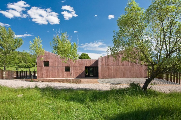 Centro de Interpretação / dra arquitectos, © Miguel Souto