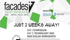 Update: Facades+ Performance Symposium