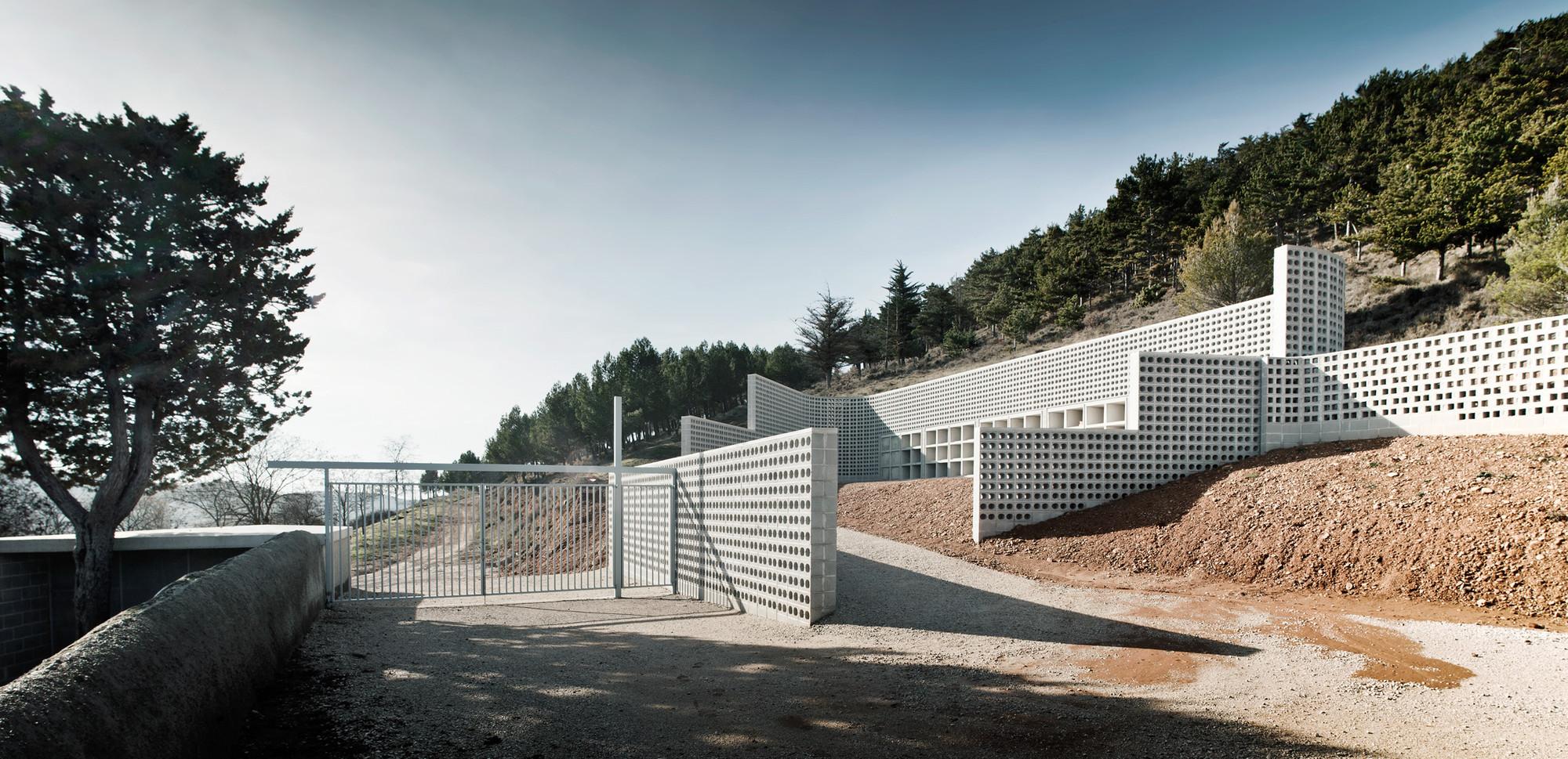 Ampliación Del Cementerio Municipal De Añorbe / MRM Arquitectos, © Mikel Muruzabal