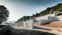 Añorbe Municipal Cemetery Extension / MRM Arquitectos