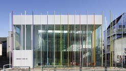 Sugamo Shinkin Bank, Ekoda Branch / Emmanuelle Moureaux Architecture + Design