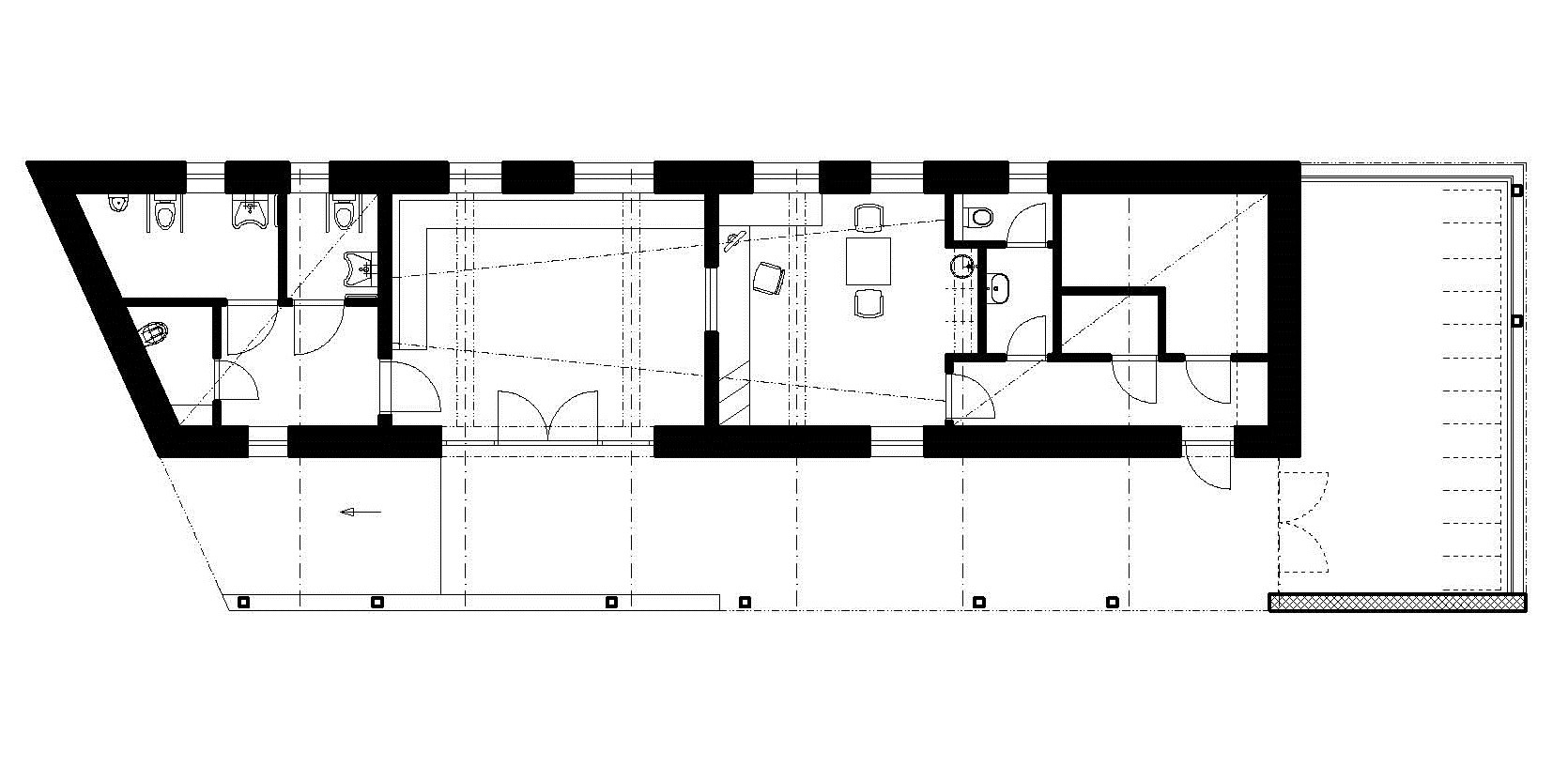 Gallery Of Train Station Eladn Projektstudio 9