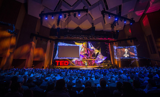 Can you recap 30 years of architecture? , via TED