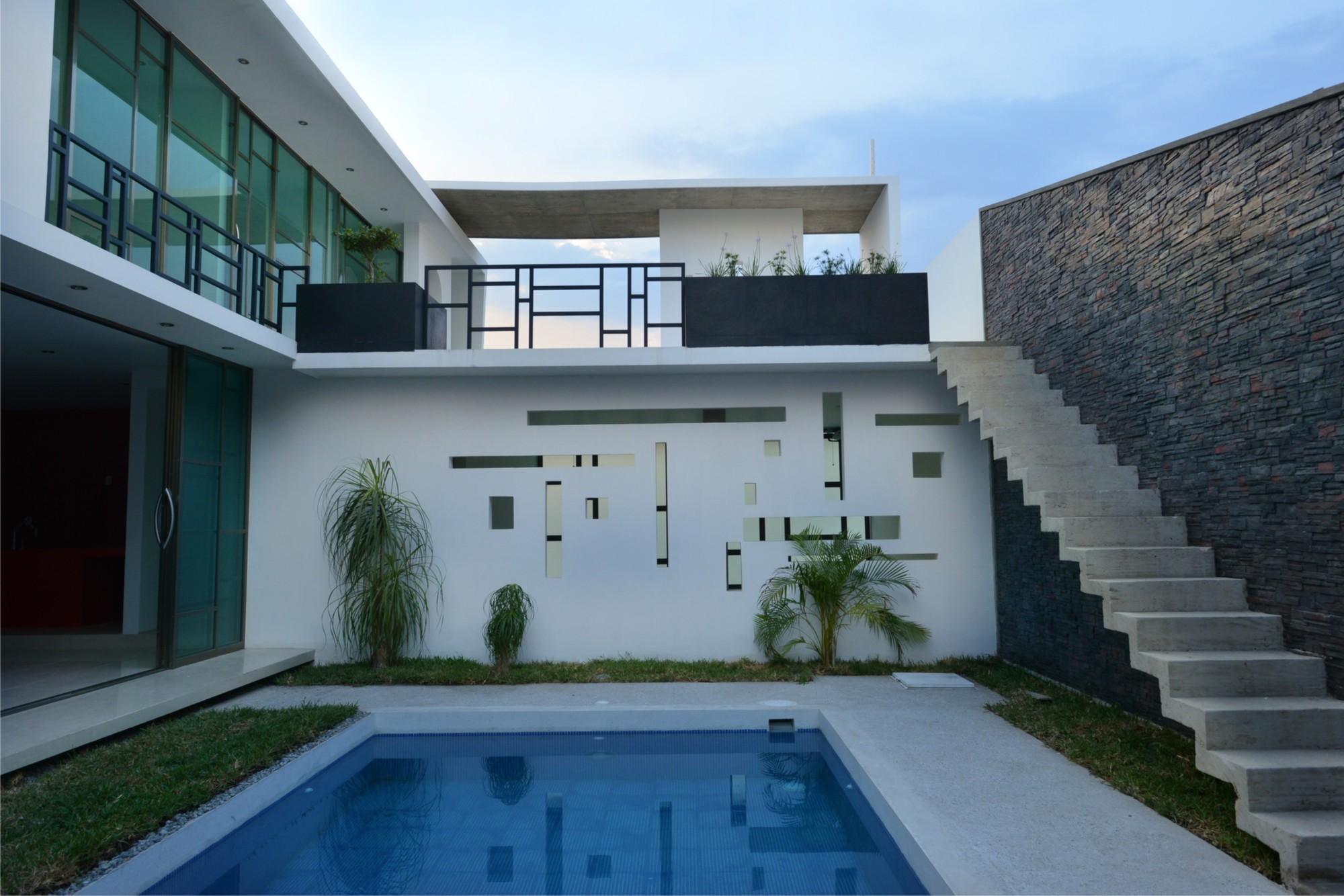 Casa MG / Luis Enrique Ramírez Cruz, © Gabriel González