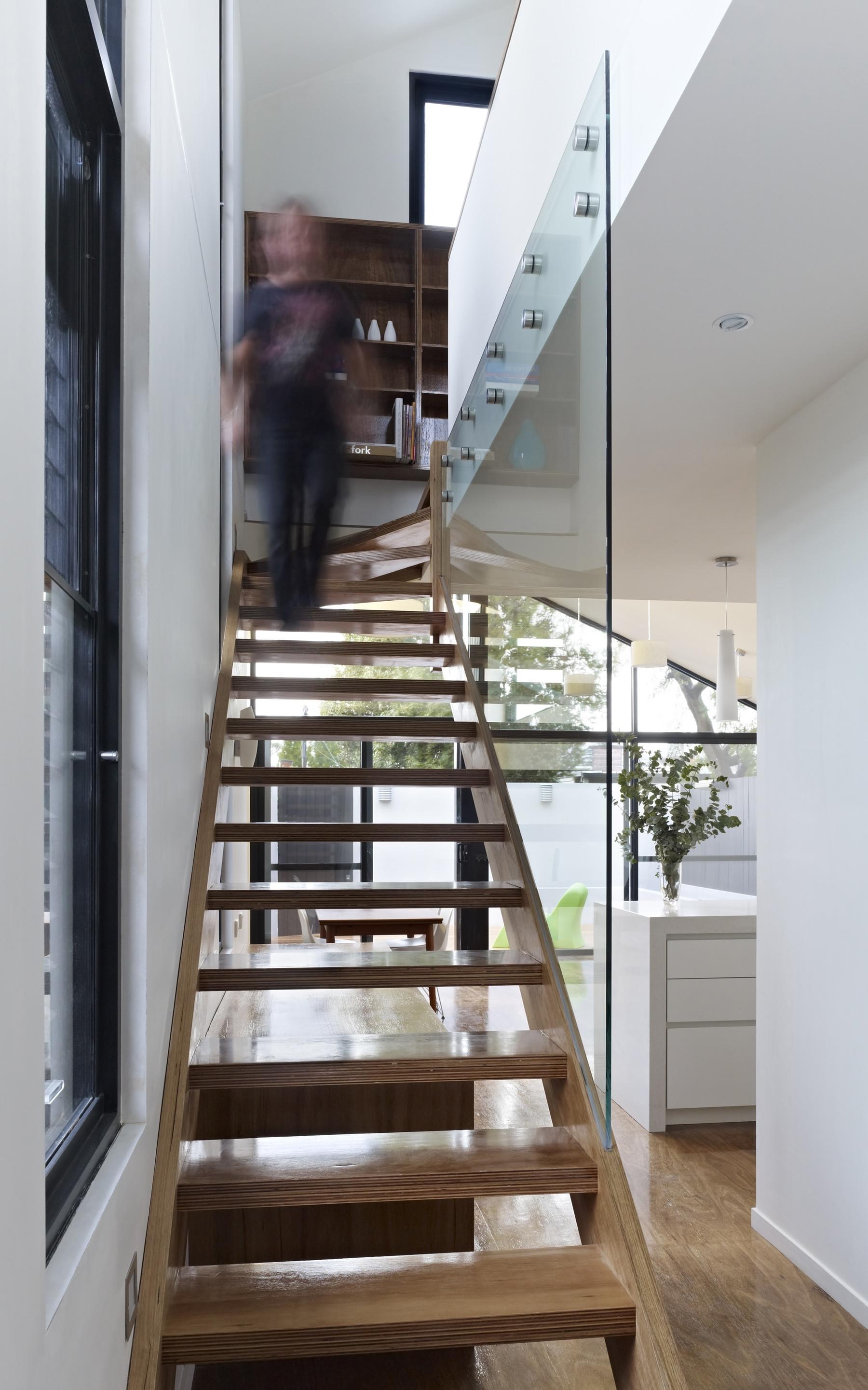 Galería de Vivienda en Fitzroy North / Nic Owen Architects - 7