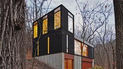 Cabanas Empilhadas / Johnsen Schmaling Architects