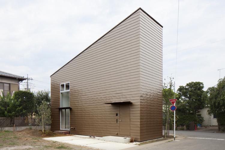 Casa em Keyaki / SNARK + OUVI, © Ippei Shinzawa