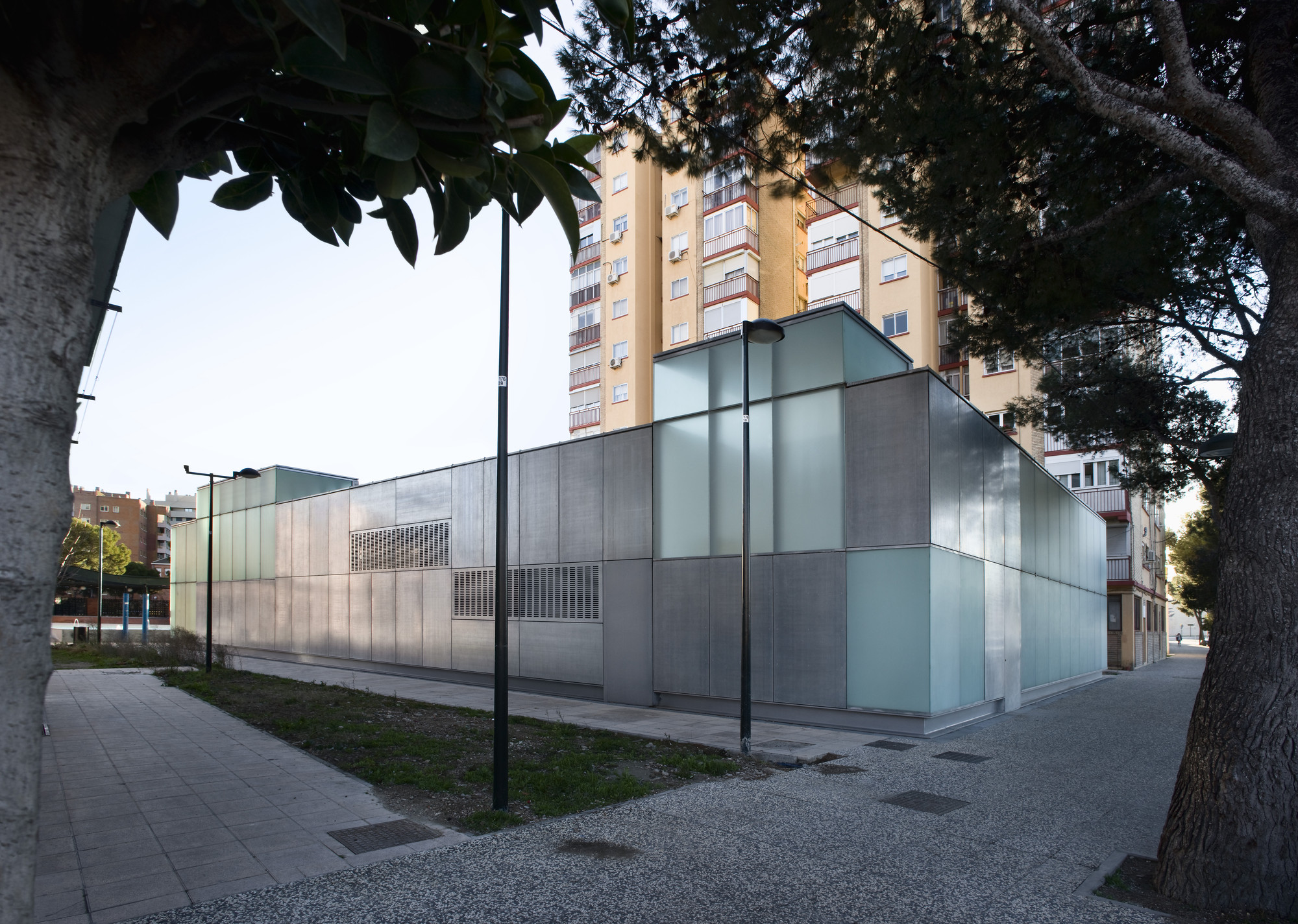 La Jota Cultural Center / Gbang, © Enric Duch