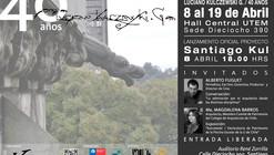 """Santiago Kul"": Luciano Kulczewski 40 años"