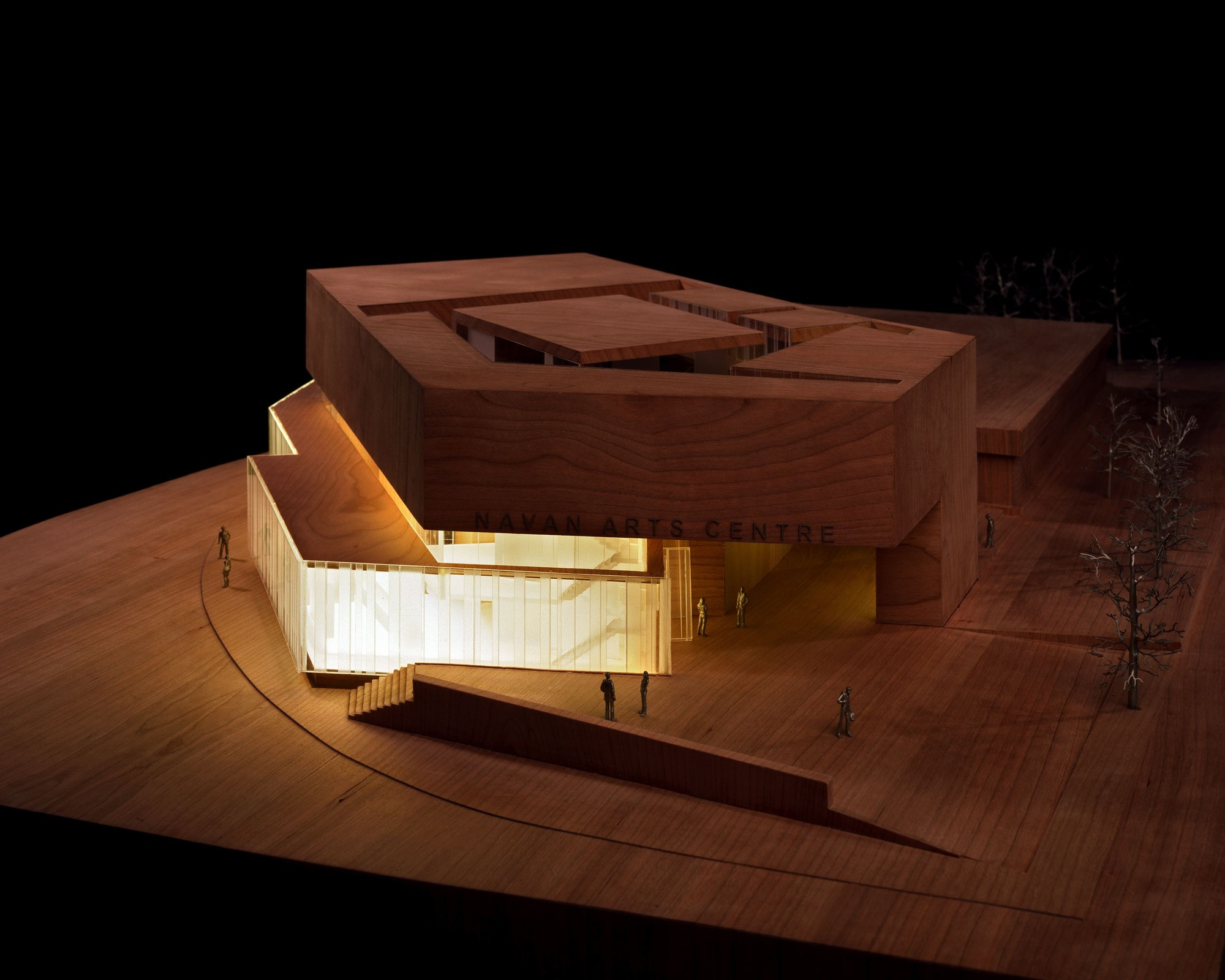 Solstice Arts Centre Grafton Architects Archdaily