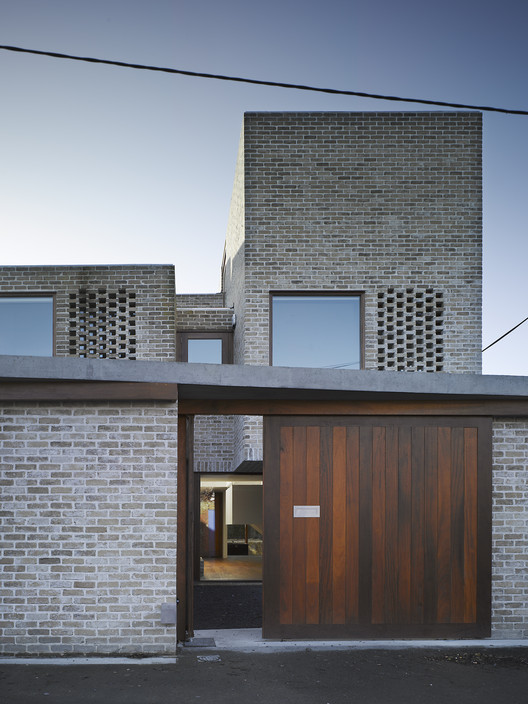 Waterloo Lane Mews / Grafton Architects, © Ros Kavanagh