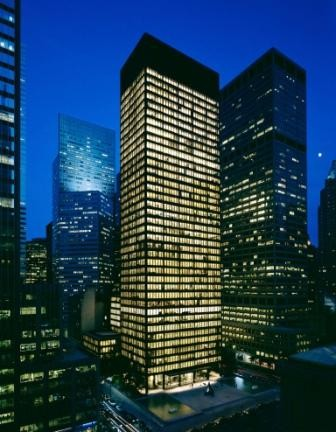 Report Suggests Demolishing Unsustainable Mid-Century Skyscrapers in New York, Courtesy of wikiarquitectura.com