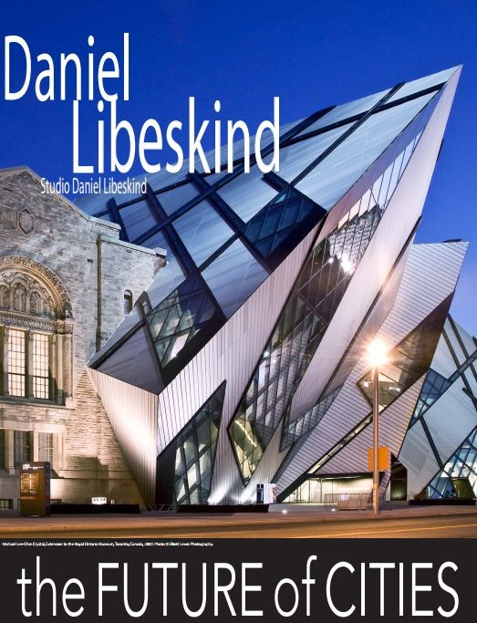'Future of Cities' Daniel Libeskind Lecture, Courtesy of Washington University in St. Louis