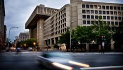 FBI's Brutalist Hoover Building Faces Serious Makeover