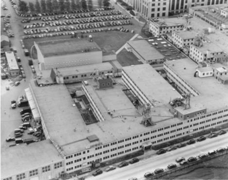© tmrc.mit.edu - Building 20 (aerial)
