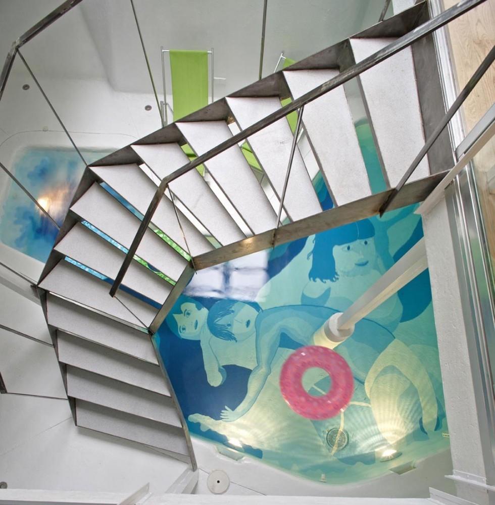 Archivo: Escaleras