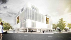 Collider Activity Center Competition Entry / SO-AP Architects