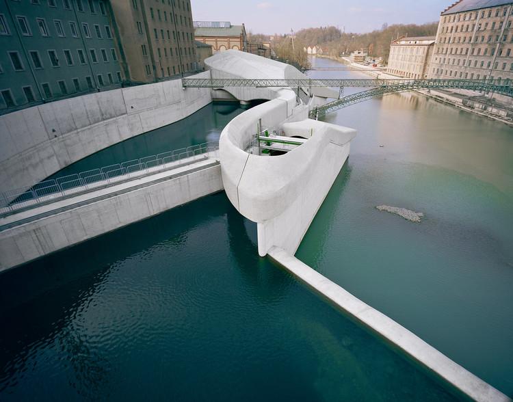 Estación de Energía Hidroeléctrica / becker architekten, © Brigida González