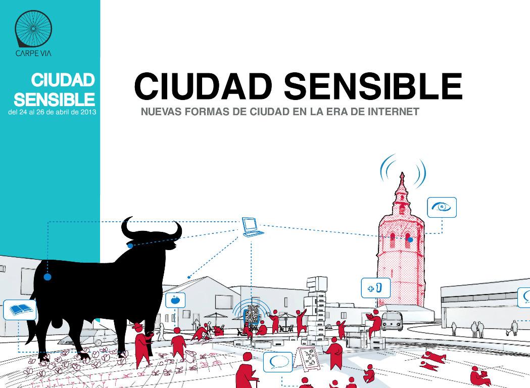 """Jornadas """"Ciudad Sensible – Desde la experiencia"""" / Carpe Via, Cortesia de Carpe Via"""