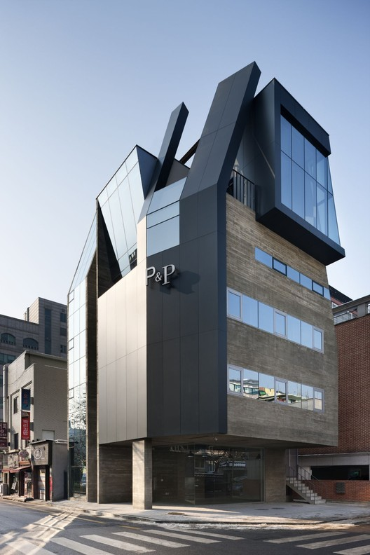P&P / D·Lim Architects, © Youngchae Park