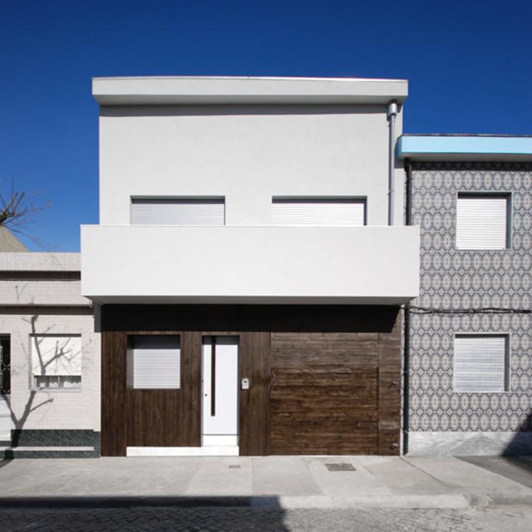 Casa Caxinas / AUZprojekt, Cortesia de AUZprojekt