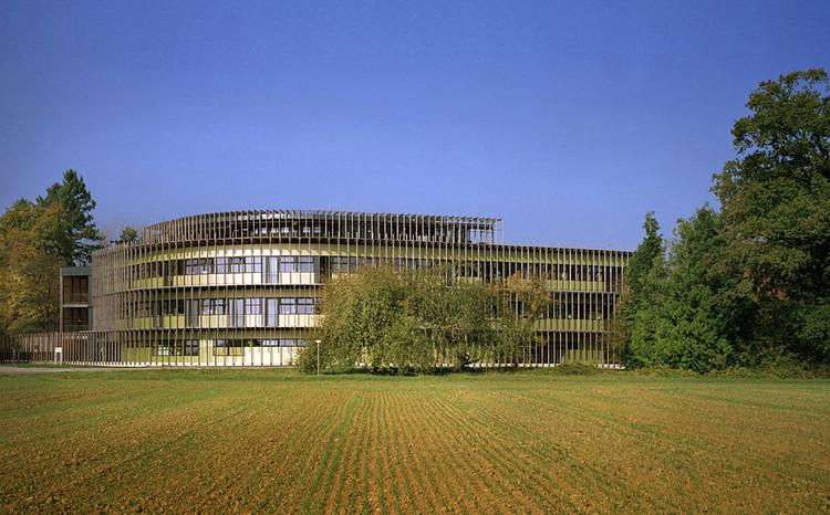Laboratorios de investigaci n inra tectoniques for Parasoles arquitectura