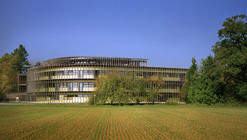 INRA Research Laboratories / Tectoniques Architects