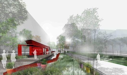 Courtesy of Nikiforidis-Cuomo Architects