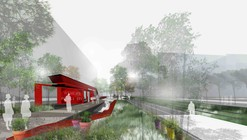 Re-Think Athens Competition Entry / Nikiforidis-Cuomo Architects