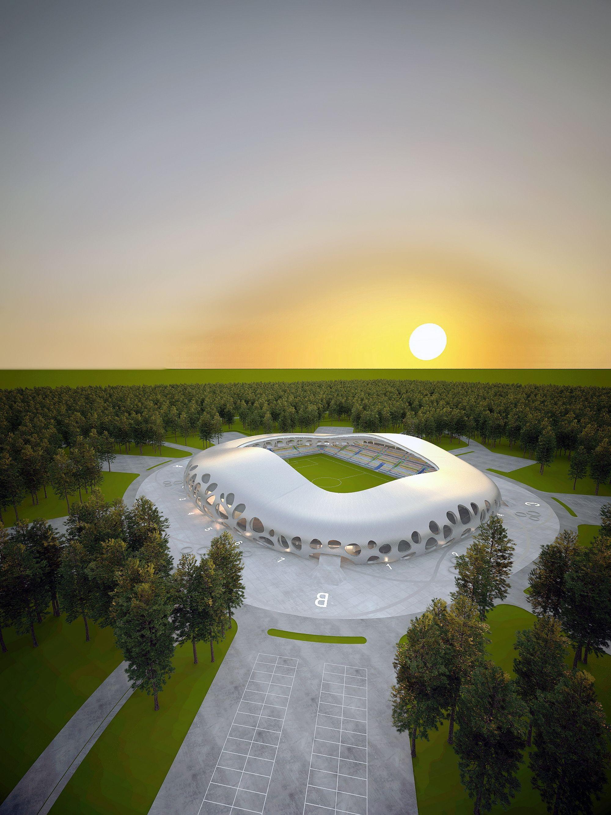 Bate Borisov Stadion