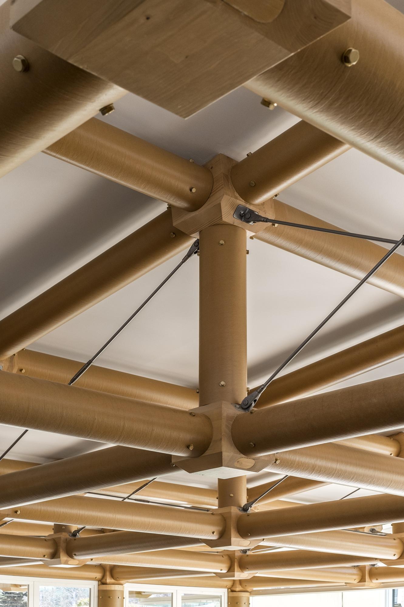Gallery Of Ie Paper Pavilion Shigeru Ban Architects 2